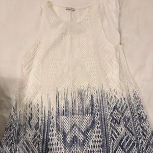 Zara tunic top